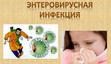 энтеровирусная инфекция